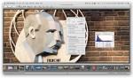 L'interface utilisateur est spartiate et l'organisation des outils dans plusieurs volets rappelle Camera Raw.