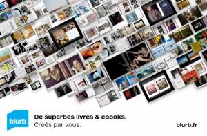 Blurb, l'un des leaders du marché du livre photo