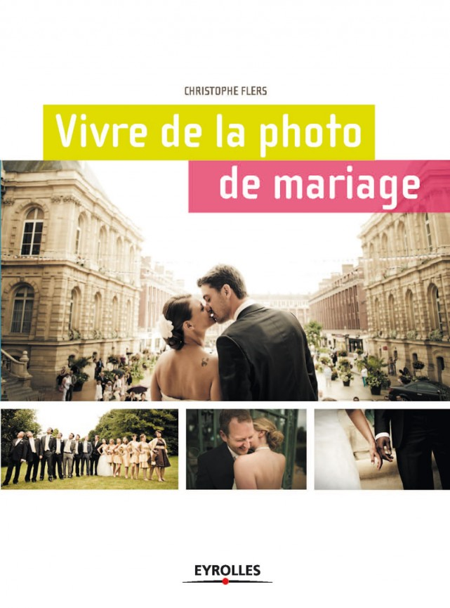 Flers Vivre de la photo de mariage (Conception : Zaoum)
