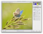 L'interface utilisateur de la version 8.5 pour Photoshop CS6 demeure inchangée par rapport à celle des versions antérieures.