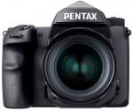 Le prototype du futur boitier 24 x 36 Pentax. La forme du prise rappelle furieusement celui du Pentax 67...